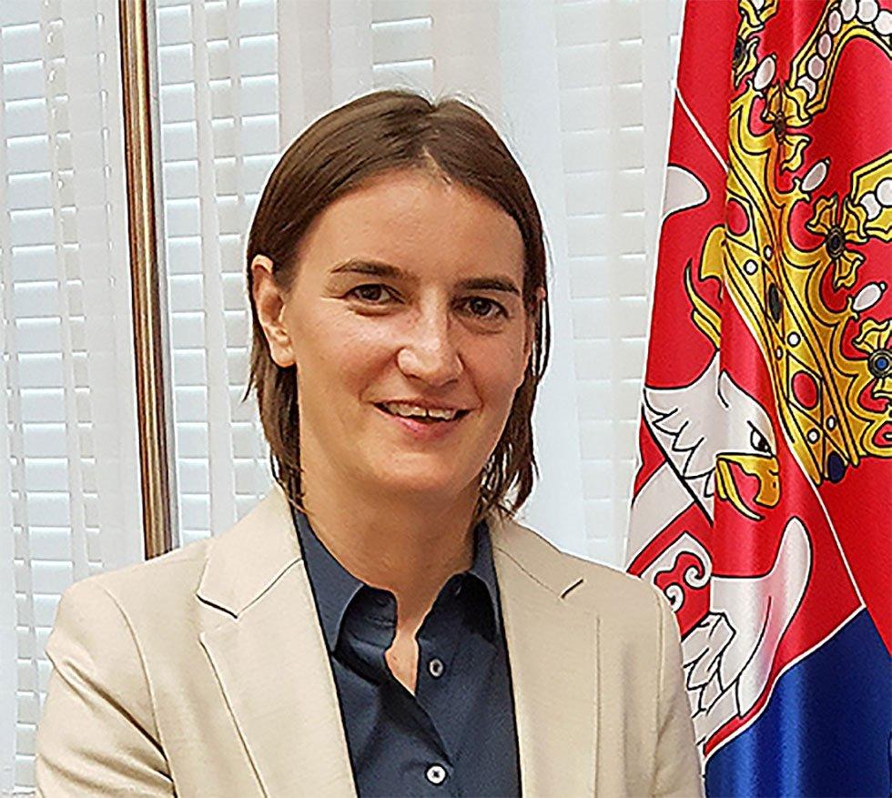 Ana Brnabić, foto: M.M. / arhiva