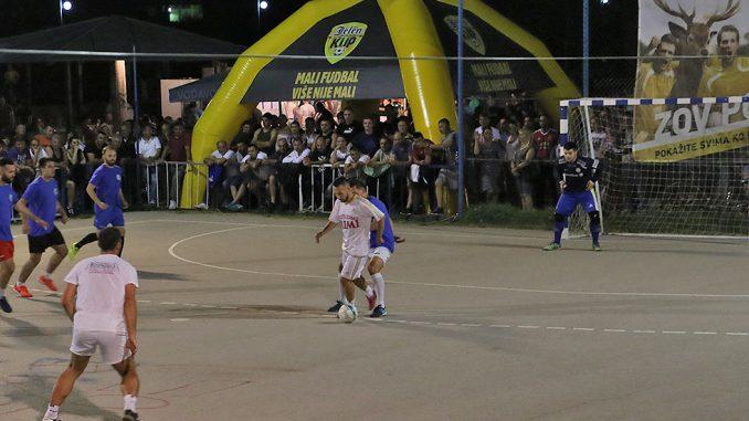 Detalj sa turnira u Svrljigu, utakmica ''Glašinac'' i ''Brzi Brod/Br.6'', foto: M. Miladinović