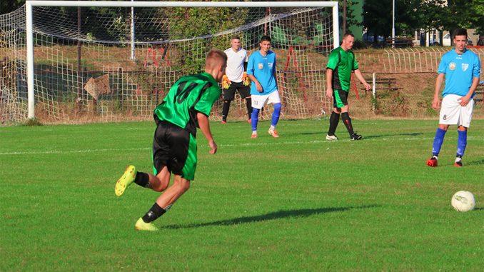 Detalj sa utakmice u Svrljigu, foto: Marko Miladinović, Aleksinačke novine