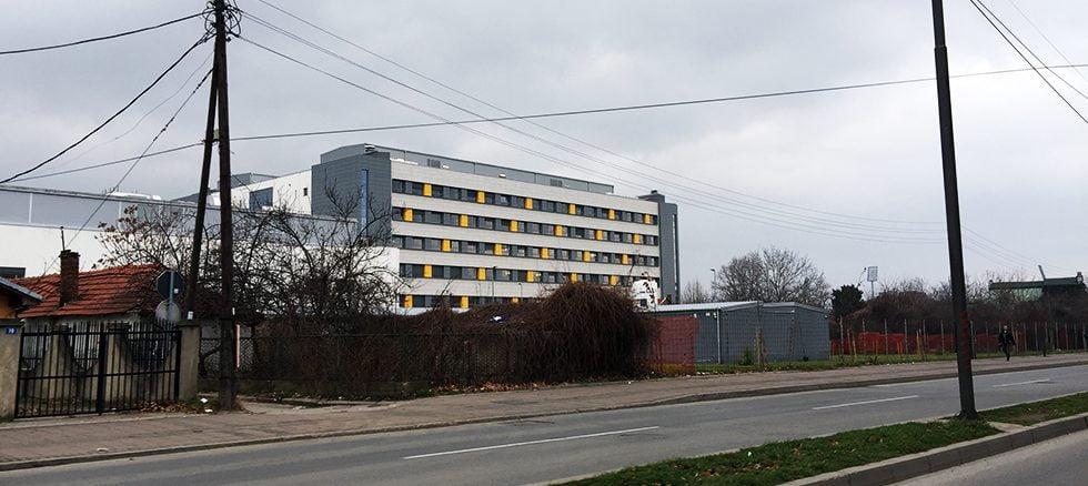 Klinički centar Niš, foto: Niške novine