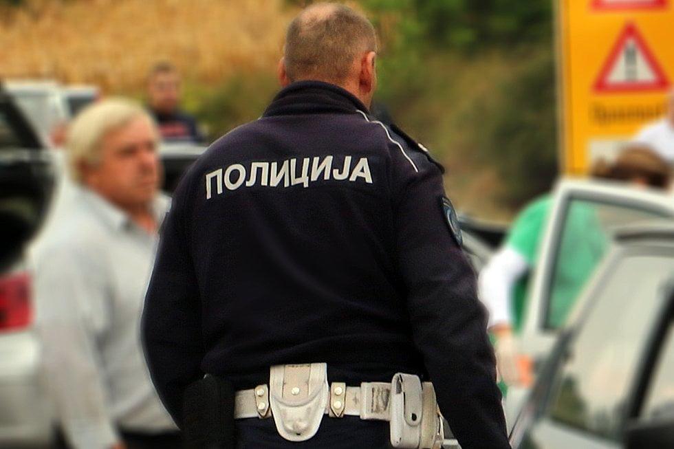 Policija, foto: Aleksinačke novine