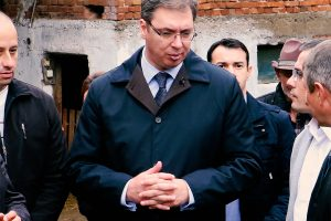 Aleksandar Vučić, foto: M. M.