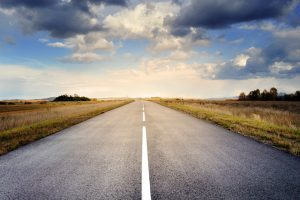 Ilustracija, asfaltirani put, foto: Larisa-K / pixabay.com