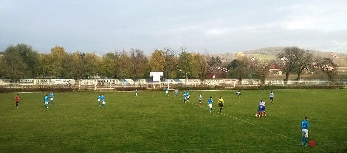 Arhivska fotografija sa utakmice ,,Rudar Alpos'' - ,,Svrljig'' u Aleksincu, foto: M.M. / Aleksinačke novine