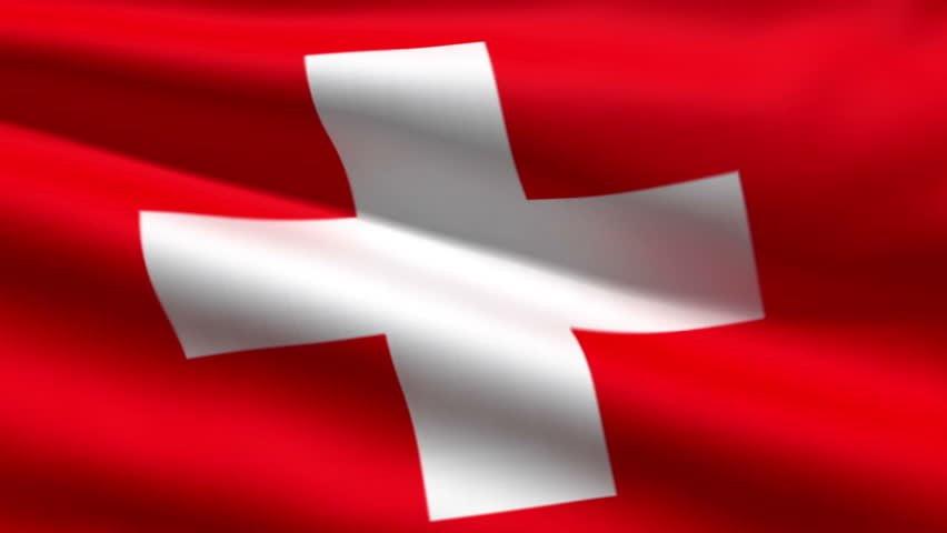 Švajcarska zastava, foto: Shutterstock