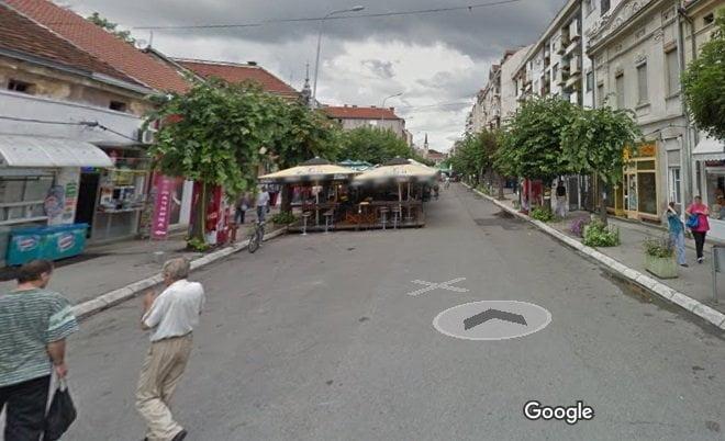 Centar grada, foto: Google.com