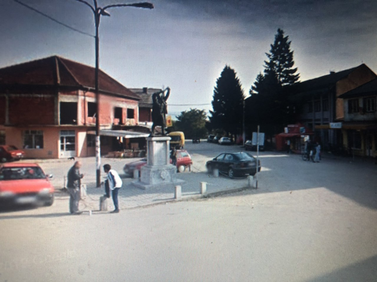 Tešica centar, foto: Google map