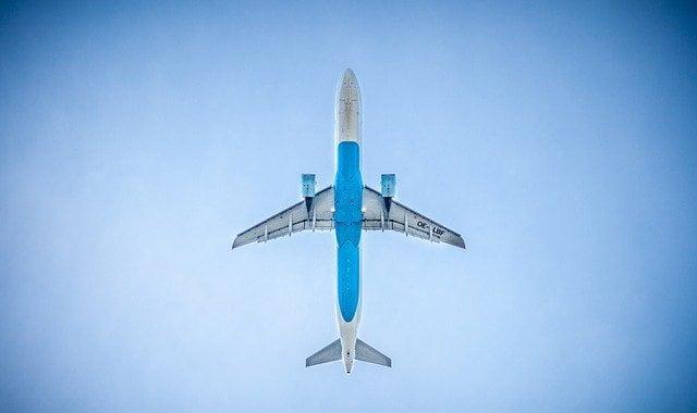 Avion, preuzeto sa Pixabay.com