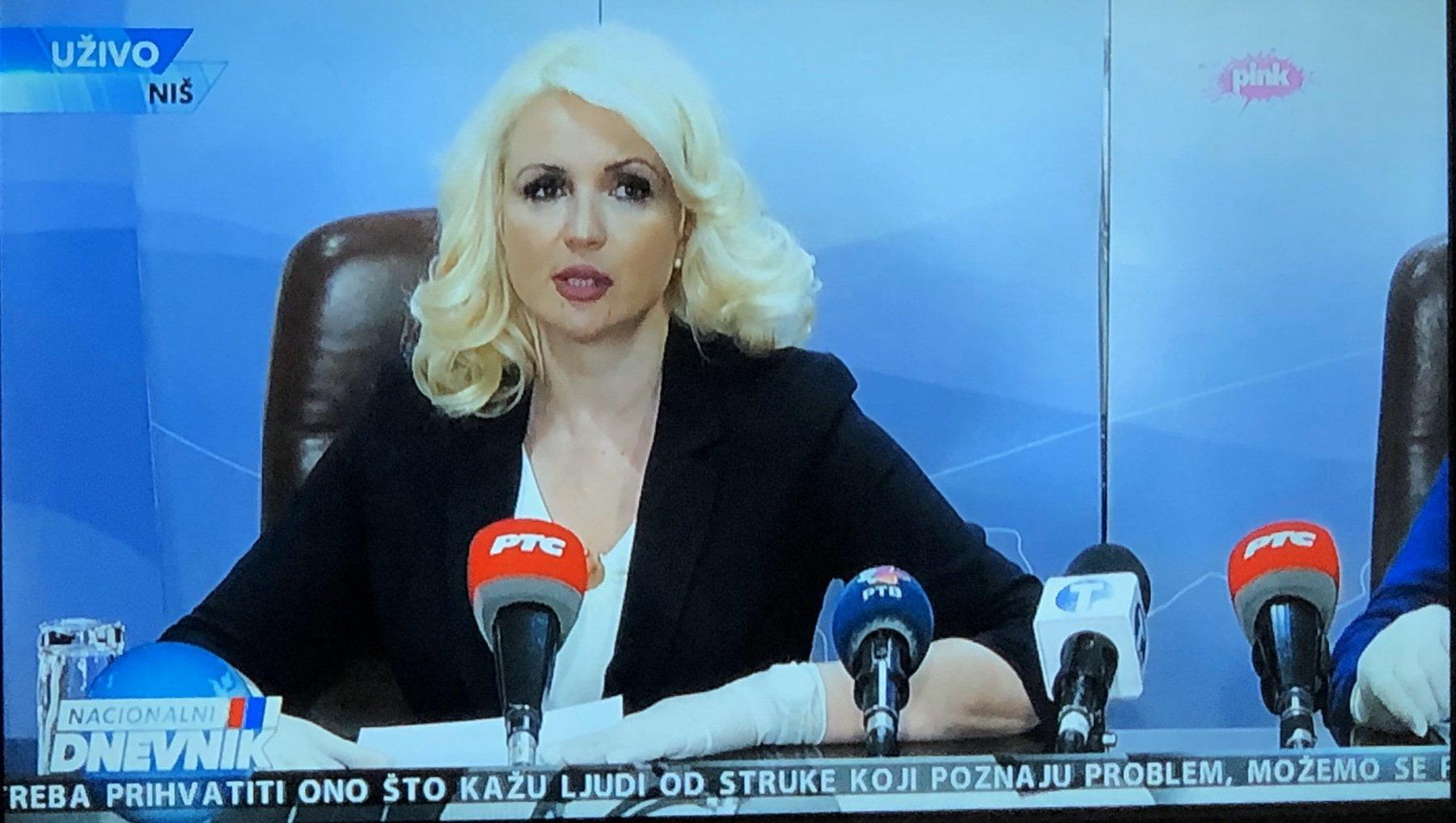 Dr Kisić, foto: TV PINK