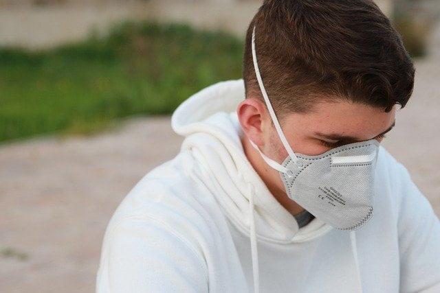 Zaštitna maska, virus, foto: Orna Wachman, preuzeto: Pixabay.com