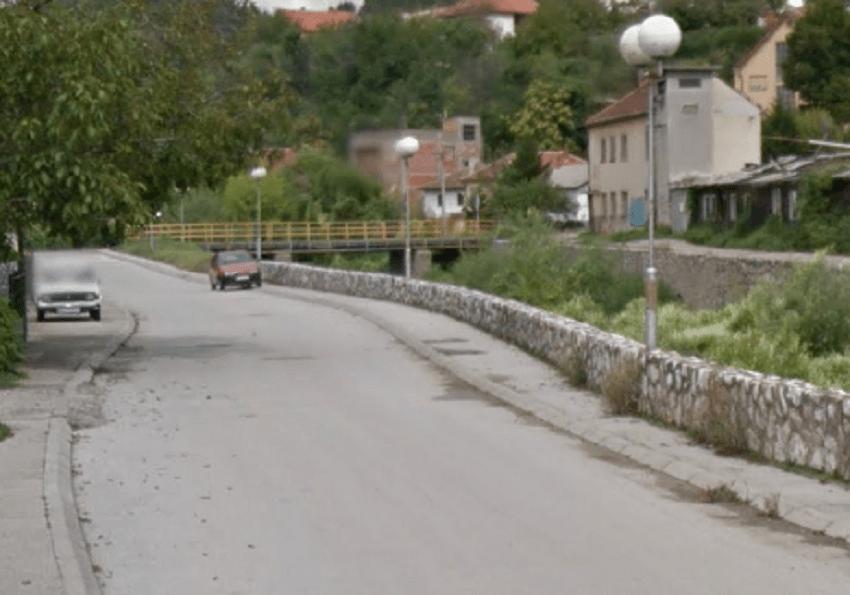 Sportska ulica, google map, ilustracija