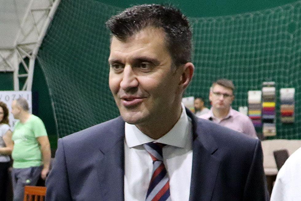 Zoran Đorđević, arhiva, foto: Aleksinačke novine