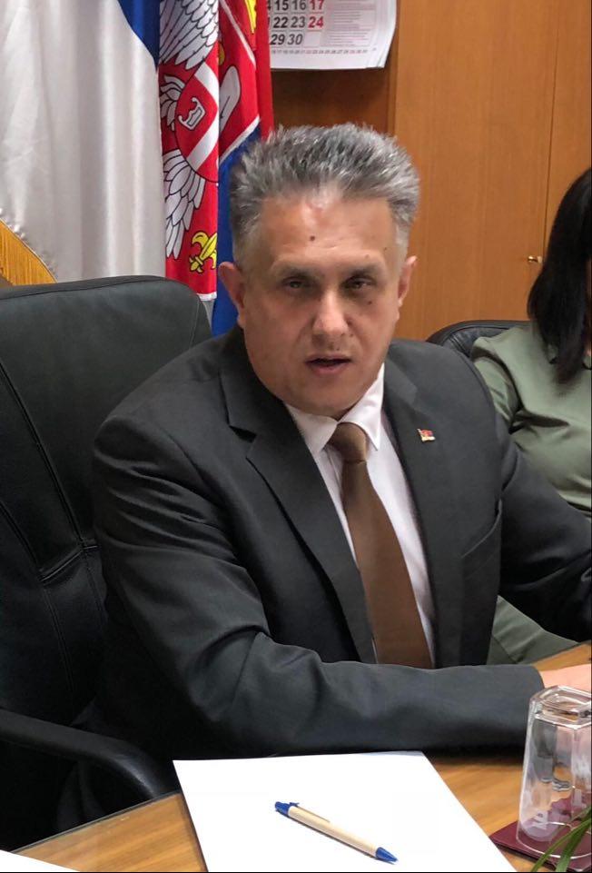 Narodni poslanik Milija Miletić, foto: Aleksinačke novine