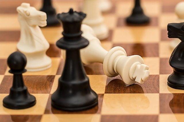 Šah, ilustracija, foto: Pixabay.com