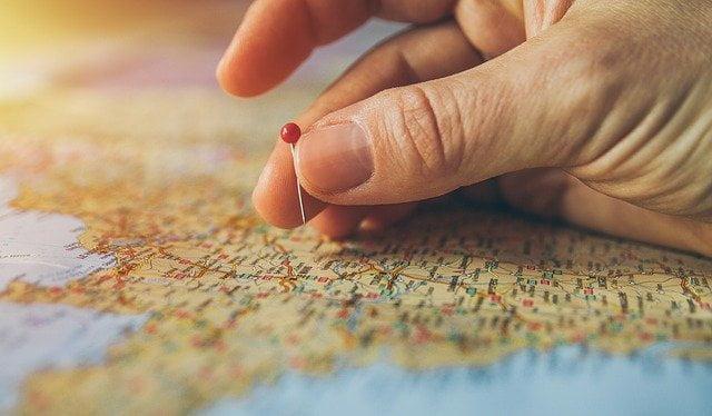 Turizam, ilustracija, foto: piviso, preuzeto: pixabay.com