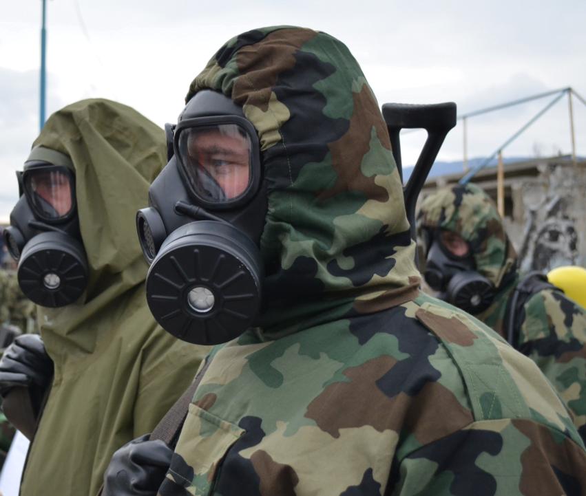 Vojska, foto: Aleksinačke novine