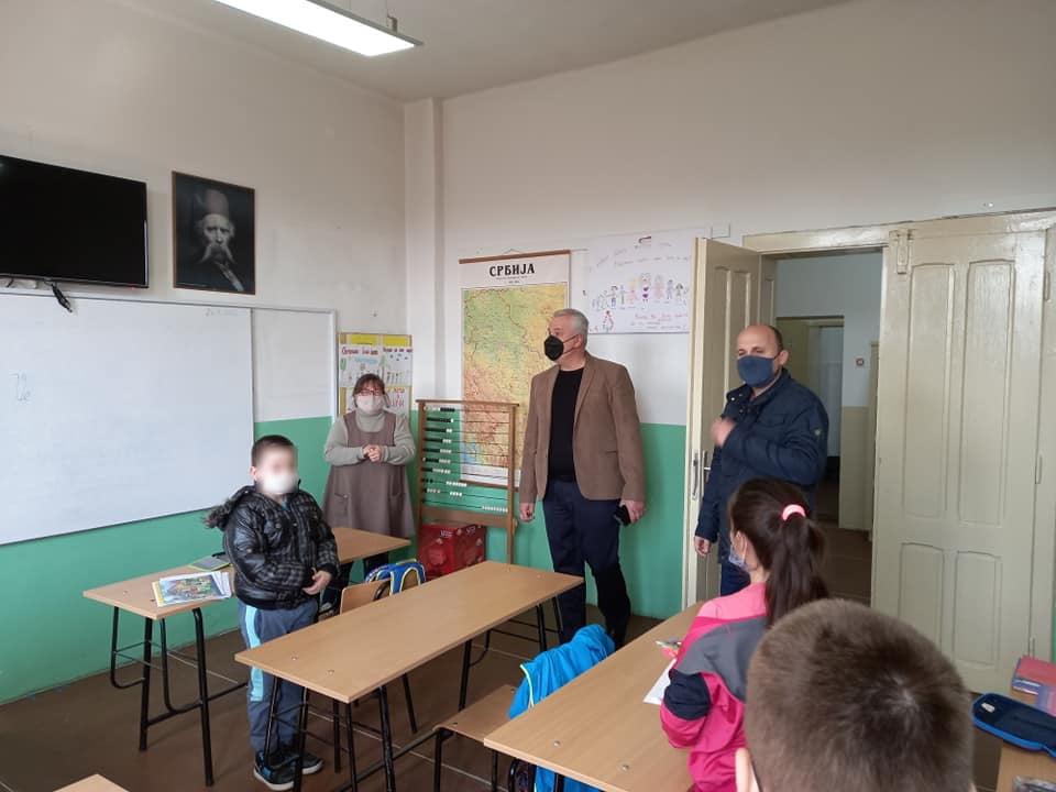 Foto, obilazak, preuzeto sa sajta Opštine Aleksinac