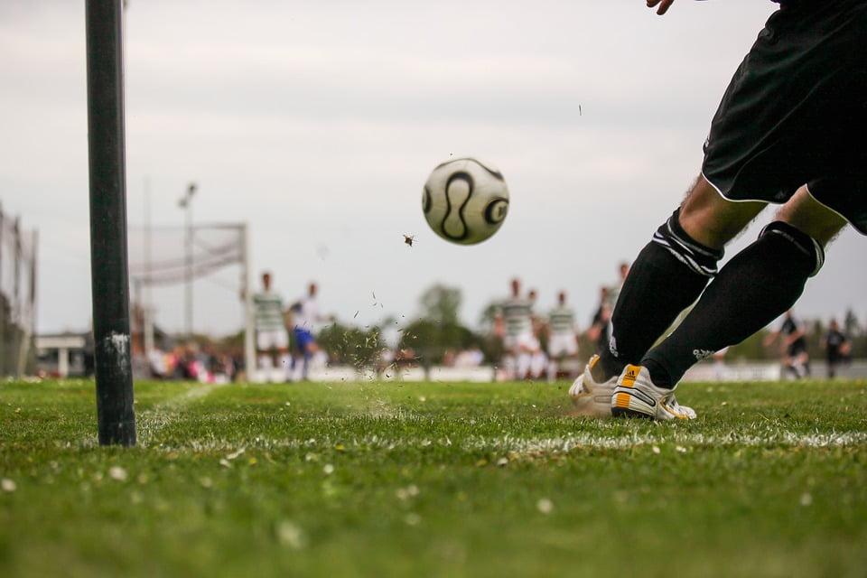 Ilustracija, fudbal, sport, preuzeto: pixabay, autor: Sepp